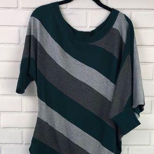 Guess Off Shoulder Sweater Shirt